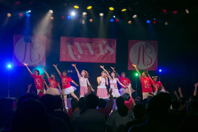 「ANNA☆S LIVE~7th Anniversary~」の様子。(写真提供:西田プロジェクト)