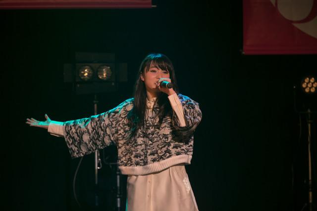 優奈(写真提供:西田プロジェクト)