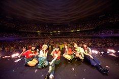Little Glee Monster(撮影:三吉ツカサ[Showcase])