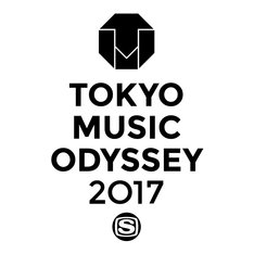 「TOKYO MUSIC ODYSSEY 2017」ロゴ