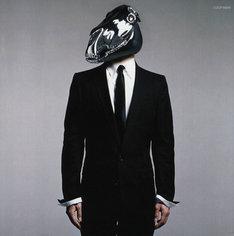 馬の骨「馬の骨」CD盤ジャケット