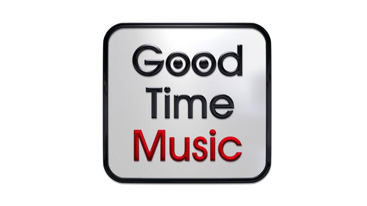 「Good Time Music」ロゴ