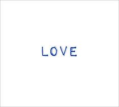 WHITE ASH「LOVE」ジャケット