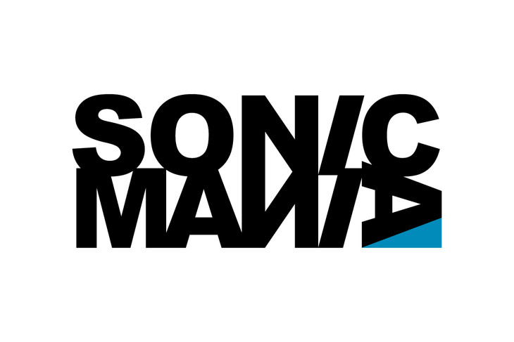 「SONICMANIA」ロゴ