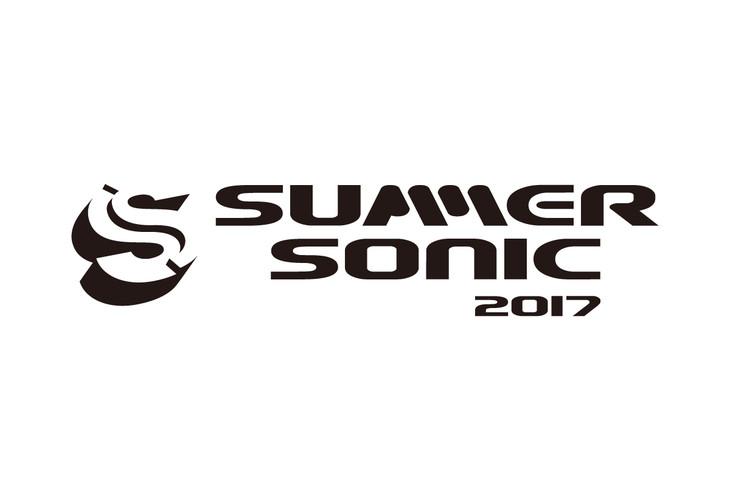 「SUMMER SONIC 2017」ロゴ