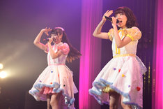 「every▼ing! Fantasia-Show 2017 ~Lesson2 Sweet 19 Dream~」最終公演の様子。(c)斉藤明
