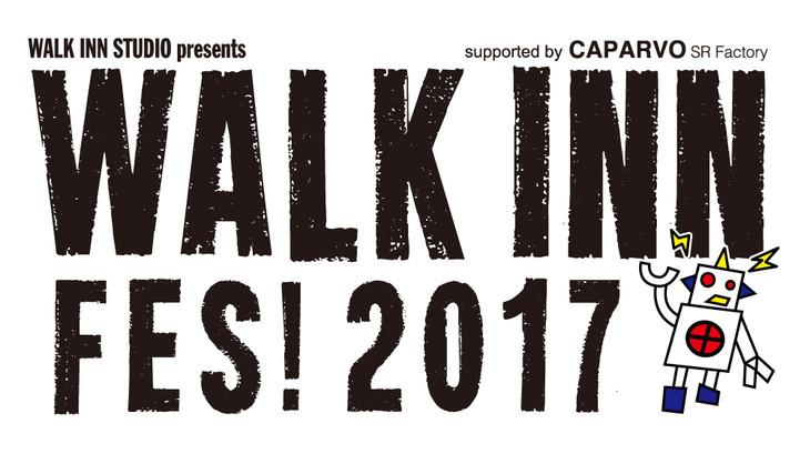「WALK INN FES! 2017」ロゴ