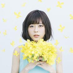 水瀬いのり「Innocent flower」初回限定盤ジャケット