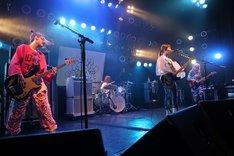SCANDAL(写真提供:EPICレコードジャパン)