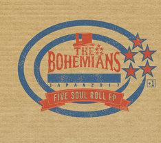 THE BOHEMIANS「FIVE SOUL ROLL EP +1」ジャケット