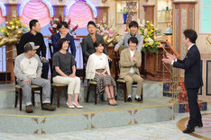 「行列のできる法律相談所」のワンシーン。 (c)日本テレビ
