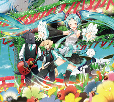 The Retrievers feat. 初音ミク「The Retrievers feat. 初音ミク~ジブリを歌う~」ジャケット