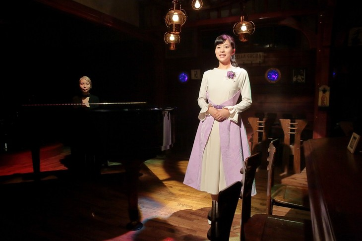 NHK BSプレミアム「忘れられない忘れ物~ヨーソローの1日~」のワンシーン。