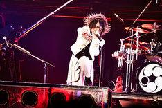 RUKI(Vo)(写真提供:Sony Music Records)