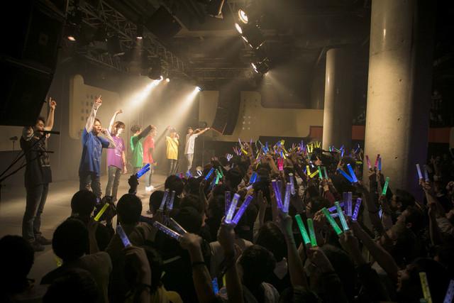 「超特急 BOYS GIG Vol.3」の様子。(撮影:米山三郎[SignaL])