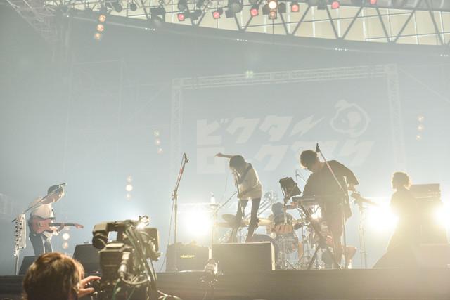 キュウソネコカミ(Photo by Rui Hashimoto[SOUND SHOOTER])