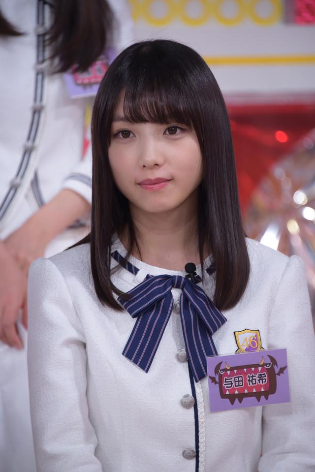 乃木坂 与田 ファンタ