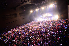 「XYZ TOUR 2017 -DJ Style-」東京公演の様子。(撮影:小松陽祐[ODD JOB])