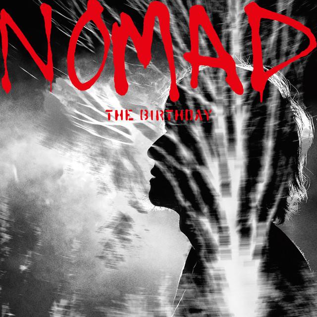 The Birthday「NOMAD」初回限定盤ジャケット