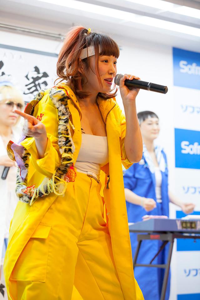 アマリリス(B)(提供:ユニオンミュージックジャパン)