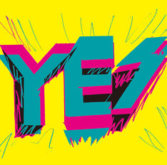 サンボマスター「YES」ジャケット