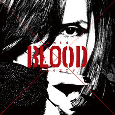 Acid Black Cherry「Acid BLOOD Cherry」CD盤ジャケット