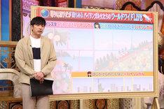 徳井義実(チュートリアル)(c)日本テレビ