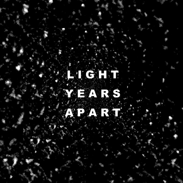 avengers in sci-fi「Light Years Apart」ジャケット