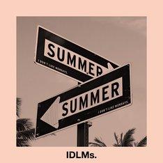 I Don't Like Mondays.「SUMMER」初回限定盤ジャケット