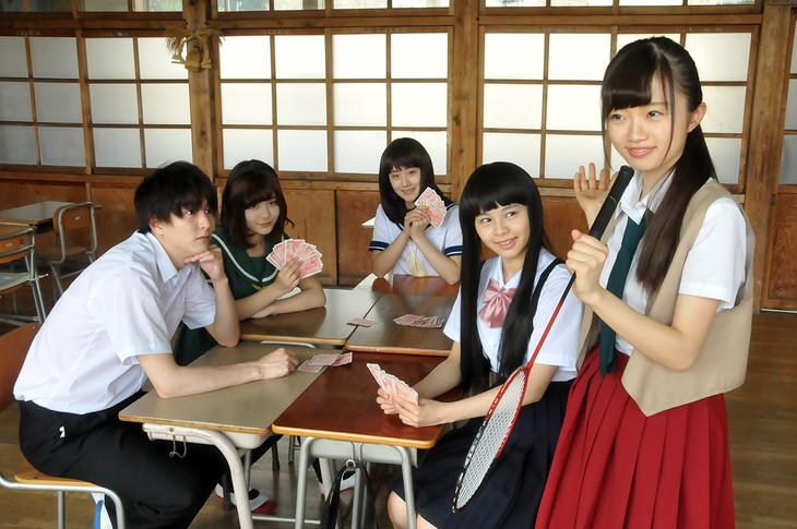 ドラマ「ひぐらしのなく頃に」のワンシーン (c)2016 スカパー!/竜騎士07/07th Expansion