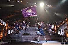「私立恵比寿中学 IDOL march HALLTOUR 2017~今、君とここにいる~」初日公演の様子。