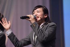 7代目生徒会長に任命された山出愛子。