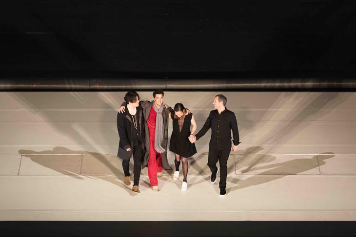 ジェレミー・ベランガール引退公演「Scary Beauty」より。(c)KOS-CREA