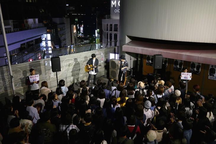 吉田山田「吉田山田展2017」オープニングイベントの様子。(写真提供:ポニーキャニオン)