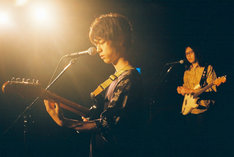 "DYGL「""Say Goodbye to Memory Den""Release Tour」東京・WWW X公演の様子。(Photo by Koki Nozue、Shusaku Yoshikawa、Yuki Kikuchi)"