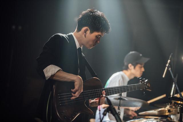 市川仁也(B)(Photo by Ray Otabe)