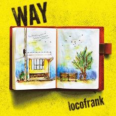 locofrank「WAY」ジャケット