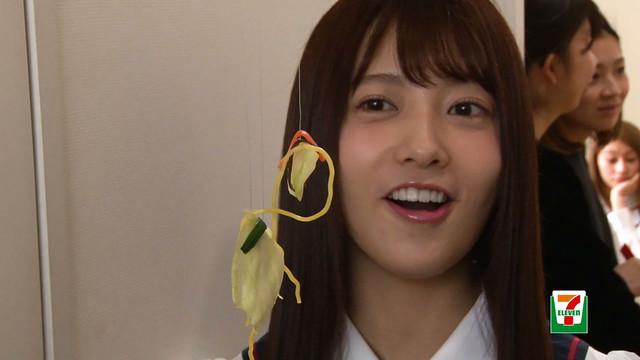 「乃木坂46がマネキンチャレンジ!」メイキングのワンシーン。