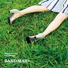BAND-MAID「Daydreaming / Choose me」初回限定盤ジャケット