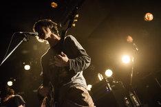 木下理樹(Vo, G)(Photo by Daisuke Miyashita)