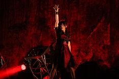 鈴木このみ「3rd Live Tour 2017 ~lead~」東京・TOKYO DOME CITY HALL公演の様子。(写真提供:MAGES.)