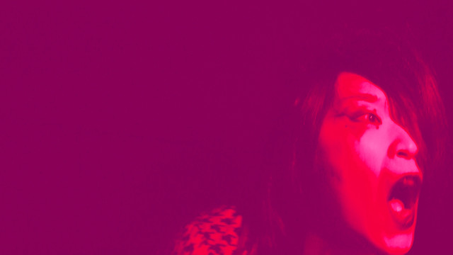 SEX VIRGIN KILLER「Dead End Breaker」ミュージックビデオのワンシーン。