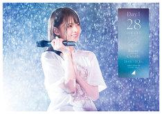 乃木坂46「4th YEAR BIRTHDAY LIVE 2016.8.28-30 JINGU STADIUM Day1」DVDジャケット
