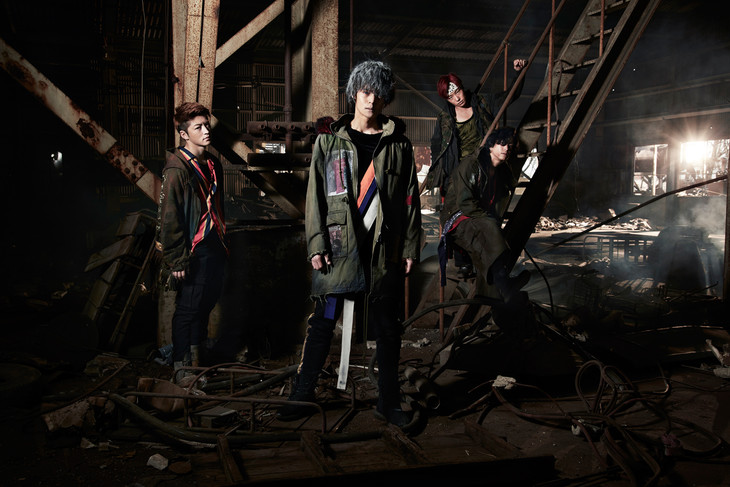 「HiGH&LOW THE MOVIE 2 / END OF SKY」RUDE BOYSビジュアル