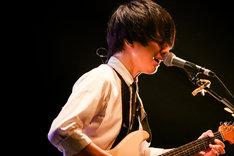斎藤宏介(Vo, G / UNISON SQUARE GARDEN)(Photo by Viola Kam [V'z Twinkle])