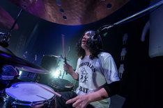 もりもりもと(Dr, Cho)(Photo by keiju kawase)