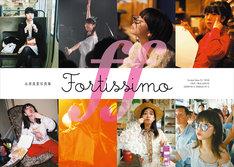 永原真夏「Fortissimo」告知用画像