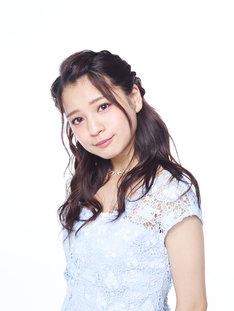 再編成されたLinQに新メンバーとして加入する安藤千紗。