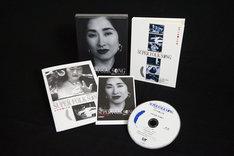 「『SUPER FOLK SONG~ピアノが愛した女。~』[2017デジタル・リマスター版]」Blu-ray初回限定仕様盤の展開イメージ。