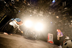 yonige(Photo by Viola Kam[V'z Twinkle Photography])